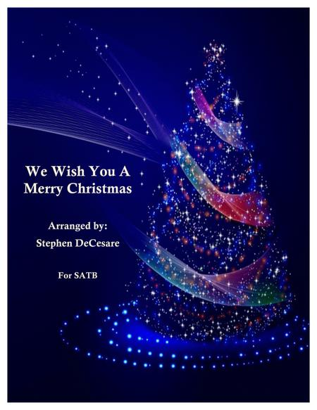 Download We Wish You A Merry Christmas Canon Sheet Music By