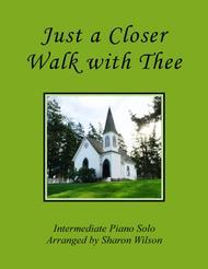Just a Closer Walk (Piano Solo)