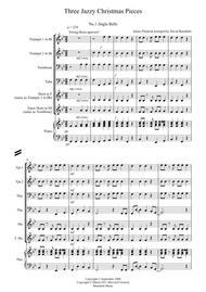3 Jazzy Christmas Pieces for Brass Quartet