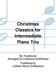 Christmas Classics for Intermediate Piano Trio