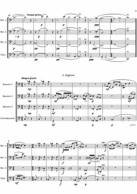 intrada bassoon quartet by antonio d'amato - score and parts sheet music  for bassoon quartet - buy print music ft.fm249   sheet music plus  sheet music plus