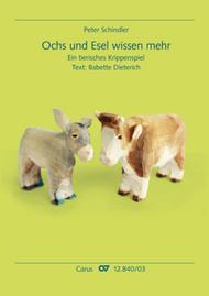Ochs und Esel wissen mehr