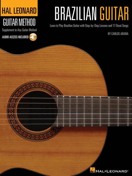 Hal Leonard Brazilian Guitar Method
