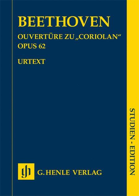 Coriolan Overture op. 62