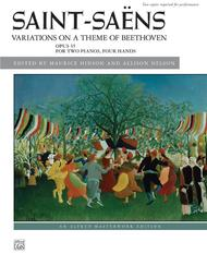 Variations on a Theme of Beethoven, Op. 35