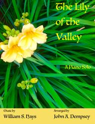 The Lily of the Valley (Piano Solo)