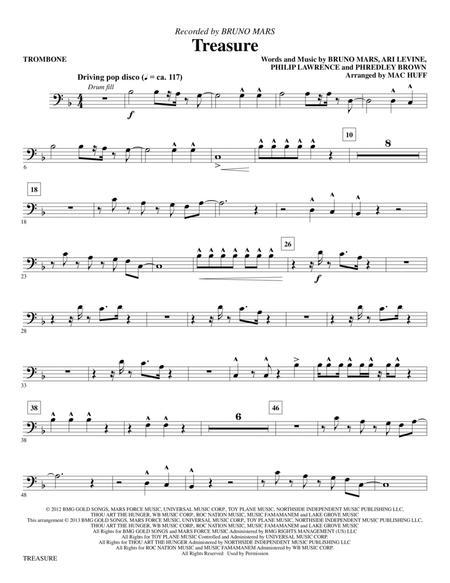Treasure - Trombone