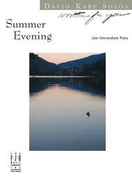 Summer Evening (NFMC)