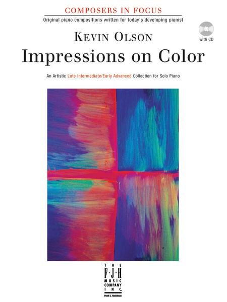 Impressions on Color (with CD) (NFMC)