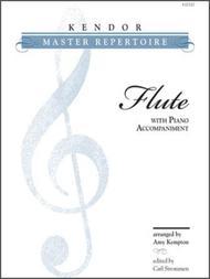 Kendor Master Repertoire - Flute