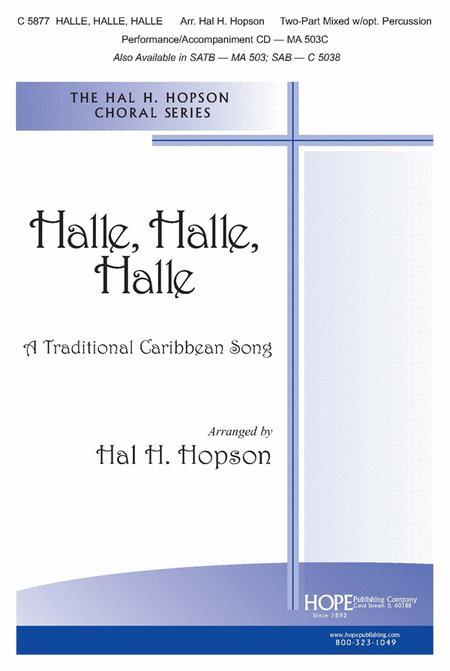 Halle, Halle, Halle
