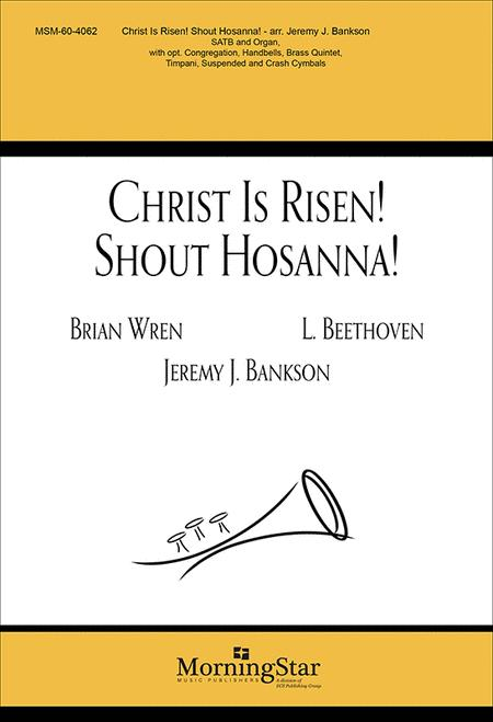 Christ Is Risen! Shout Hosanna! (Choral Score)
