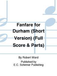 Fanfare for Durham (Short Version)