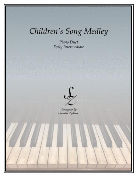 Children's Song Medley