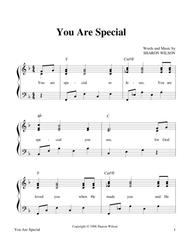 You Are Special (Children's Song about God's Love)