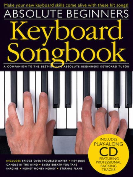 Absolute Beginners - Keyboard Songbook