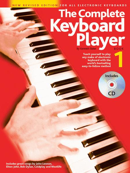 The Complete Keyboard Player - Book 1