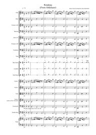 rondeau for school orchestra by henry purcell (1659-1695) - digital sheet  music for set of parts,score - download & print s0.12272   sheet music plus  sheet music plus