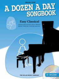A Dozen a Day Songbook - Easy Classical, Book One