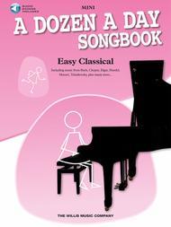 A Dozen a Day Songbook - Easy Classical, Mini