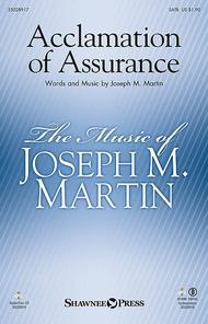 Acclamation of Assurance