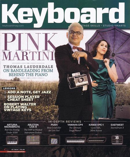 Keyboard Magazine January 2014