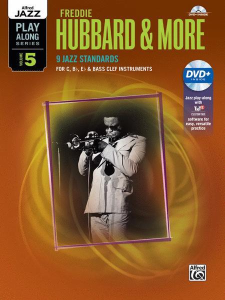 Alfred Jazz Play-Along -- Freddie Hubbard & More, Volume 5