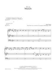 Trio on Munich