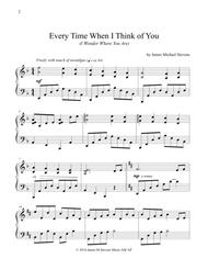 Every Time When I Think of You