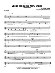 Largo From The New World (Going Home) - Bb Clarinet