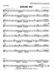 Dixieland Duet - Bb Trumpet