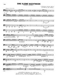 Eine Kleine Nachtmusik/Serenade (Mvt. 1) - Tuba