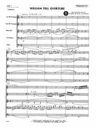 William Tell Overture - Full Score