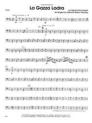 La Gazza Ladra - Cello