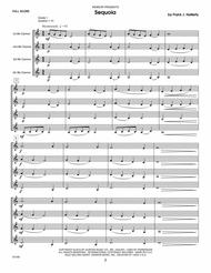 Musical Postcards (10 Clarinet Quartets From Around The World) - Full Score