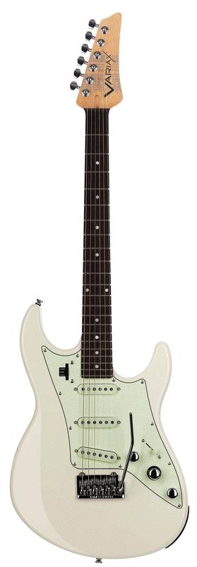 JTV-69S Electric Guitar - Olympic White
