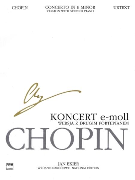 Concerto in E Minor Op. 11 - Version with Second Piano