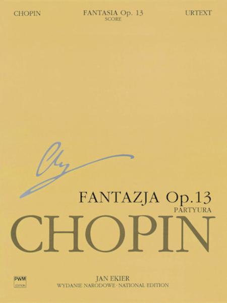 Fantasia on Polish Airs Op. 13 for Piano and Orchestra