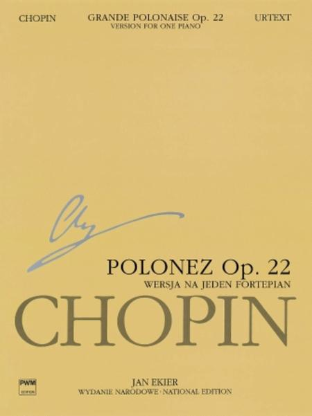 Grande Polonaise in E Flat Major Op. 22 for Piano and Orchestra