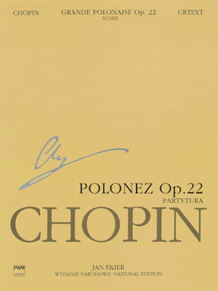 Grande Polonaise in E flat major, Op. 22
