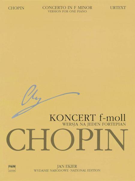 Concerto in F Minor Op. 21
