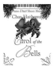 Carol of the Bells, Piano DUET