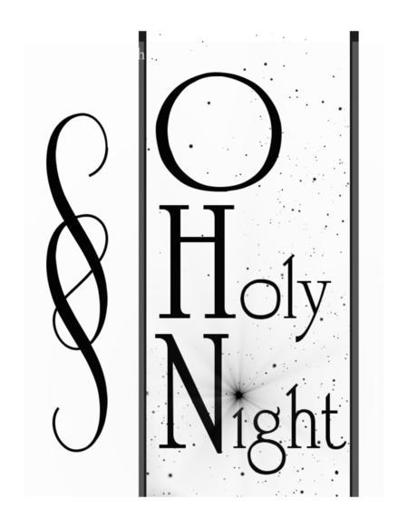 O Holy Night, piano solo