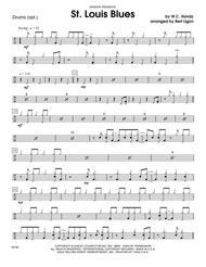 St. Louis Blues - Drums