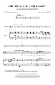 Christmas Bells Are Ringing.Download Christmas Bells Are Ringing Sheet Music By Patti
