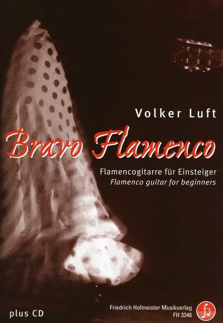 Bravo Flamenco (mit CD)