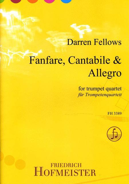 Fanfare, Cantabile & Allegro