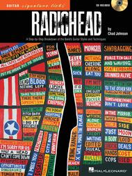 Radiohead - Guitar Signature Licks