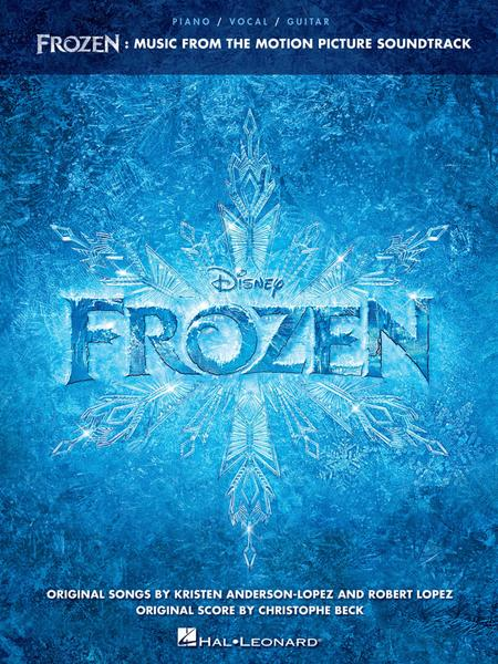 Frozen (Piano/Vocal/Guitar)