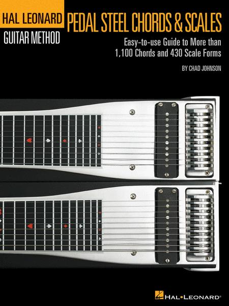 Pedal Steel Guitar Chords Scales Sheet Music By Chad Johnson